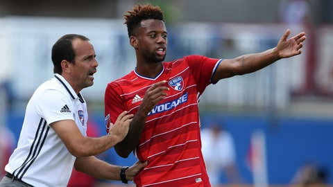 FC Dallas remain the only unbeaten team in MLS