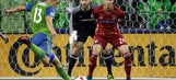 Treble in trouble: Sounders rout FC Dallas in first-leg playoff stunner