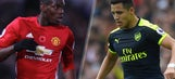 Manchester United vs. Arsenal could come down to Paul Pogba vs. Alexis Sanchez