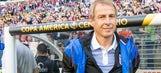 Jurgen Klinsmann says critics 'don't understand,' calls talk of firing 'disrespectful'