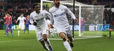 Swansea City loses 3–1 lead, comes back to win over Crystal Palace