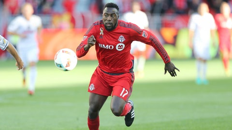 Toronto FC - Jozy Altidore: $4.875 million