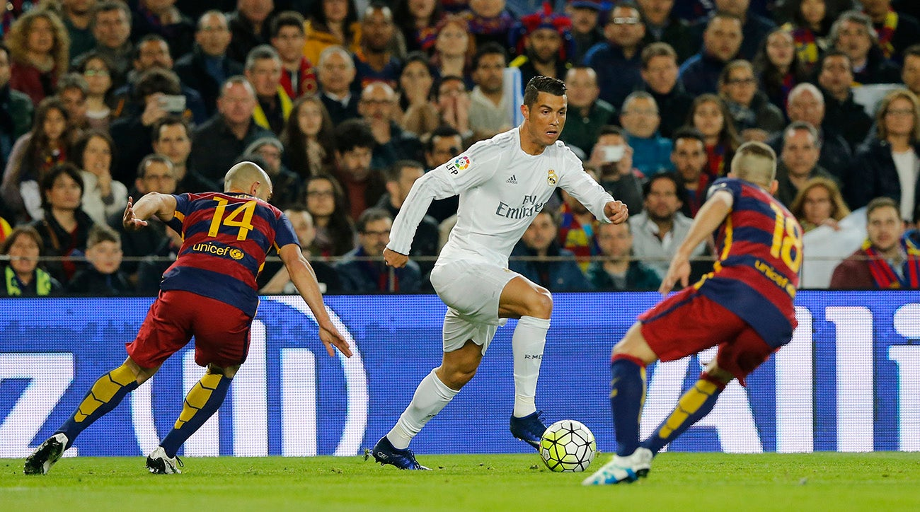 barca vs real madrid streaming live free