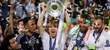 When does the Champions League knockout stage start?