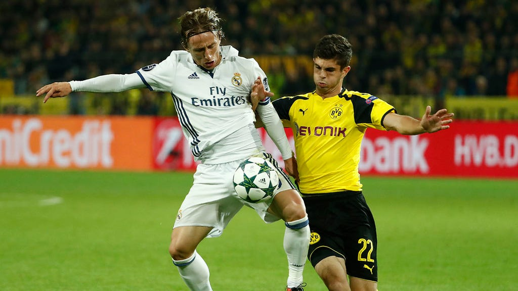 How To Watch Real Madrid Vs Borussia Dortmund Game Time Live