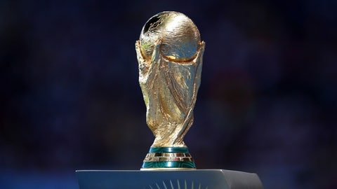 1. FIFA World Cup Trophy