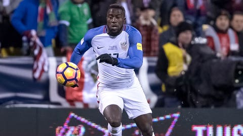 Jozy Altidore has the best stretch of his career