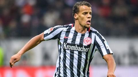 Timmy Chandler — Eintracht Frankfurt