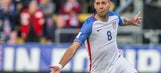 Here's the USMNT's starting lineup to face Honduras in World Cup qualifying