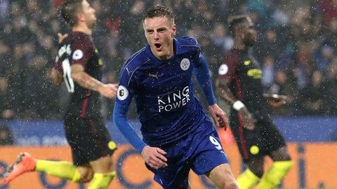 Leicester City - Jamie Vardy