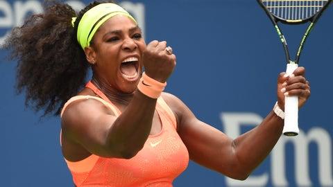 7. Serena Williams