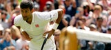 The Latest: Federer beats British qualifier in straight sets