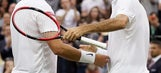 Loss aside, tennis teacher revels in chance to face Federer