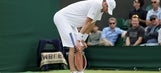 Isner pleads the 5th at Wimbledon, losing 19-17 to Tsonga