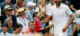 The Latest: 3rd-seeded Radwanska loses at Wimbledon