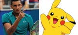Nick Kyrgios: 'It's important to find a balance between Pokemon and training'