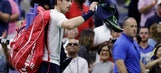 The Latest: USTA says noise caused by equipment malfunction
