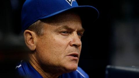 John Gibbons -- Toronto Blue Jays (AL)