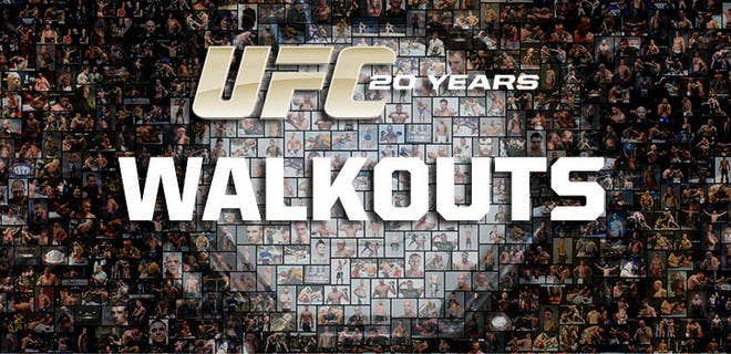 Top 20 Walkouts in UFC history | FOX Sports