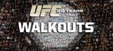 Top 20 Walkouts in UFC history