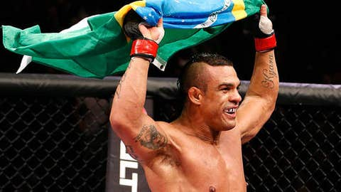 How much does Vitor have left?