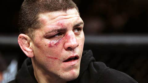 For Nick Diaz's come back