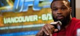 Tyron Woodley explains why he called out Georges St-Pierre