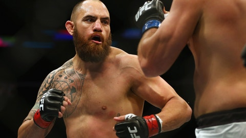 Travis Browne vs. Aleksei Olenik