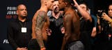 Follow all the action from UFC Fight Night: Poirier vs. Johnson