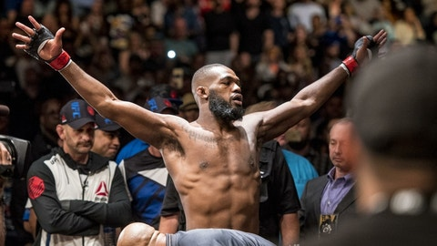 UFC 197: Jones vs. Saint Preux