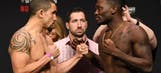 Follow all the action from UFC Fight Night: Whittaker vs. Brunson