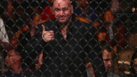 The UFC (winner)