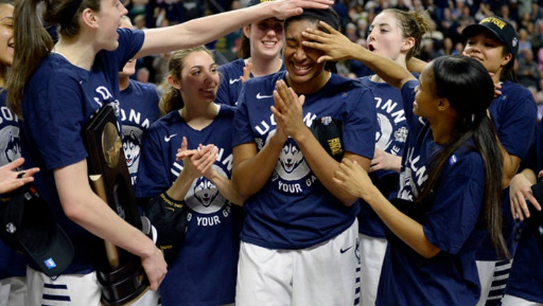 Just shut up and let UConn women's basketball be great