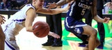 Top-ranked UConn uses big runs to down K-State, 75-58