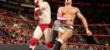 Who Won Cesaro vs. Sheamus Match No. 4 at the WWE Live Event?