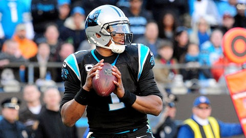 22. Carolina Panthers